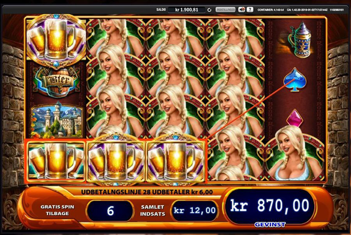 Bier-Haus-Slot-Game