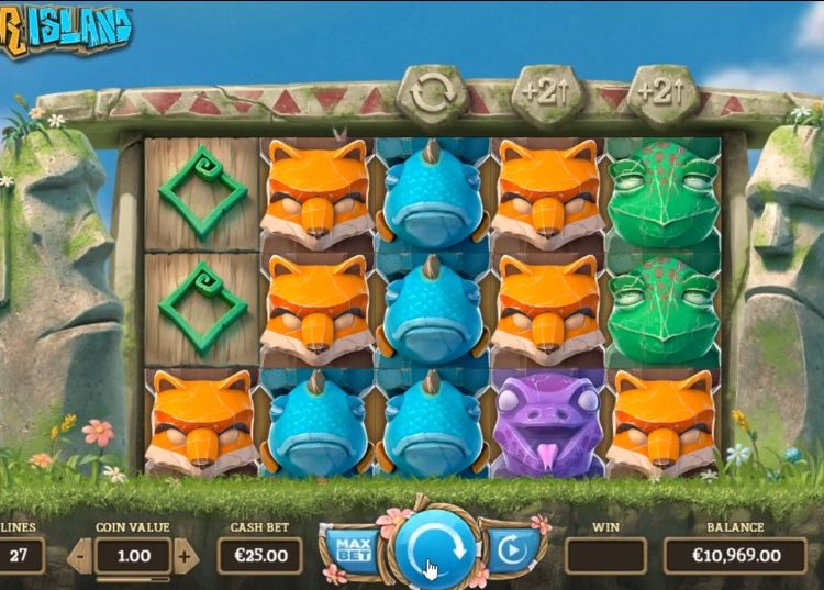 Easter Island Slot