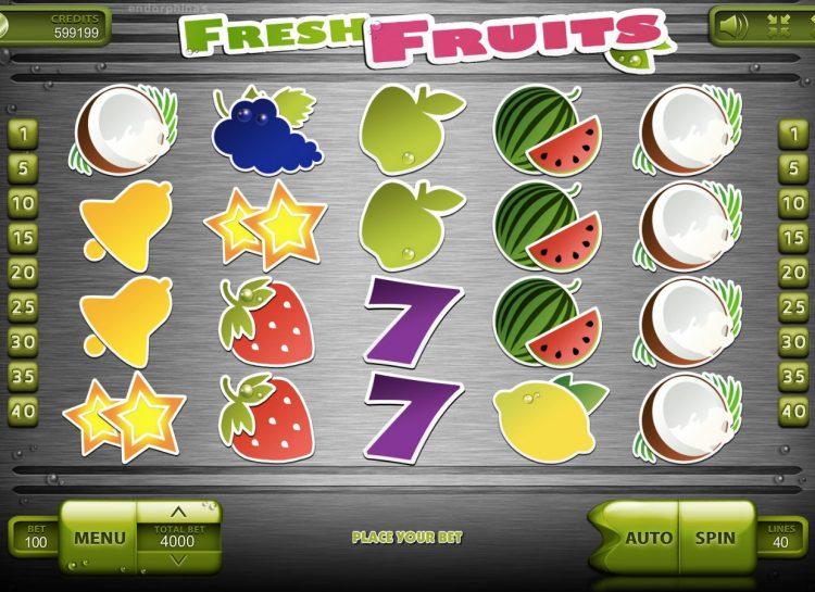 Fresh Fruits Slot