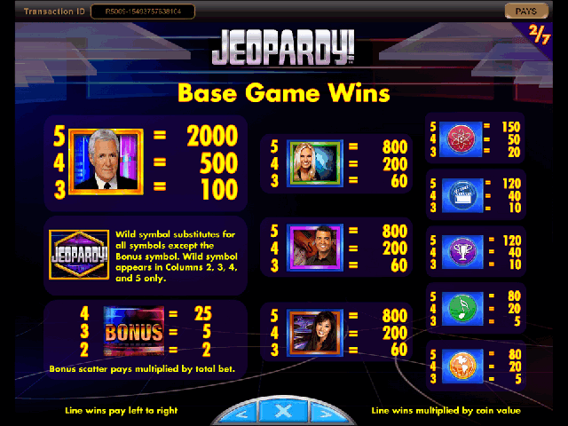 Jeopardy-Slot-Paytable