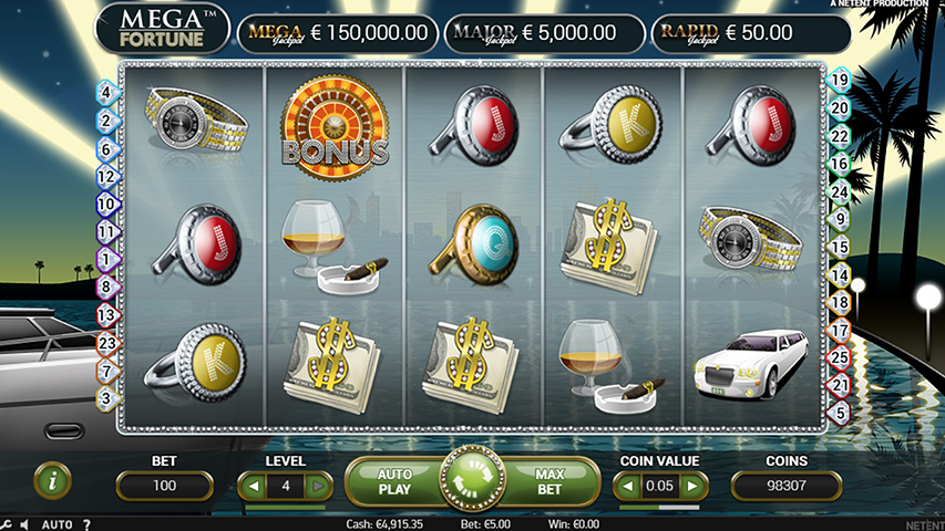 Mega-Fortune-Slot-Game