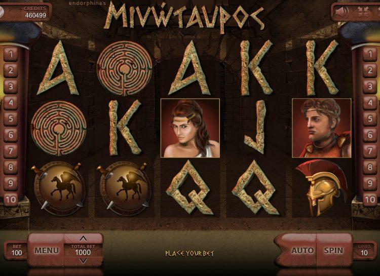 Minotaurus Slot
