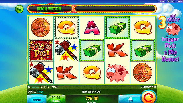 Smash-the-Pig-Pokie-win