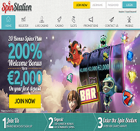 Spin Station Casino