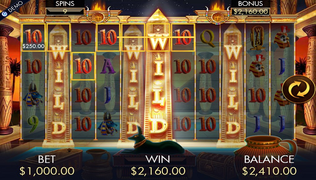Temple-of-Luxor-Bonus-Game