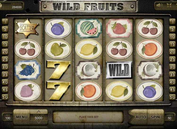 Wild Fruits Slot