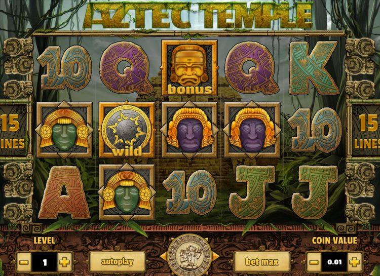 Aztec Temple Slot