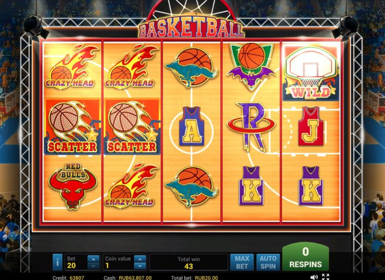 Basketball Slot