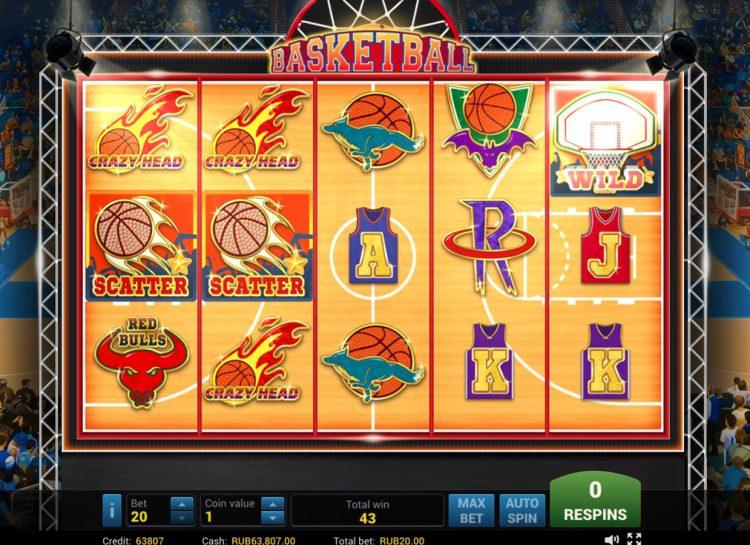 Basketball Slot