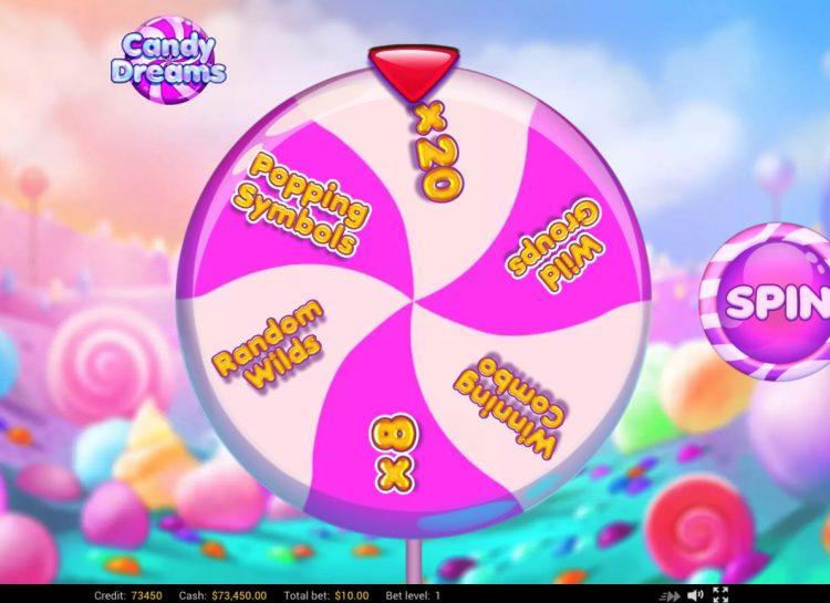 Candy Dreams Slot