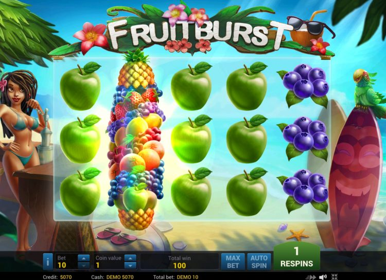 Fruitburst Slot