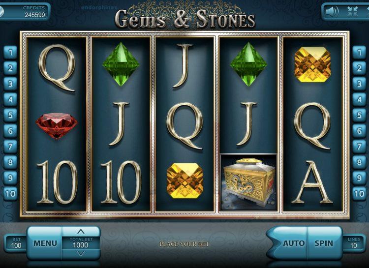 Gems & Stones Slot