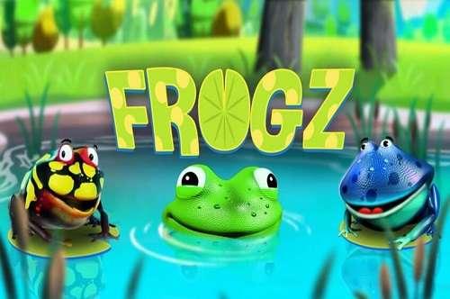 Frogz Slot