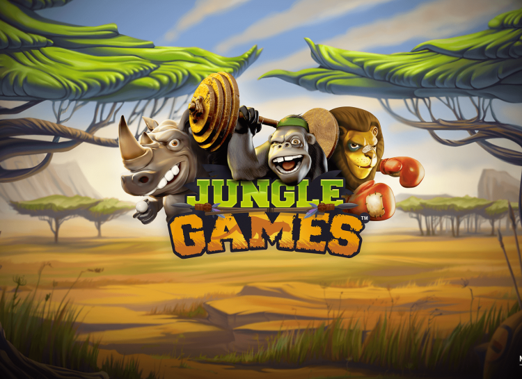 Jungle Games Online Pokie
