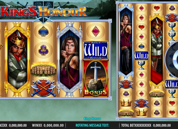 King's Honour Slot by Barcrest