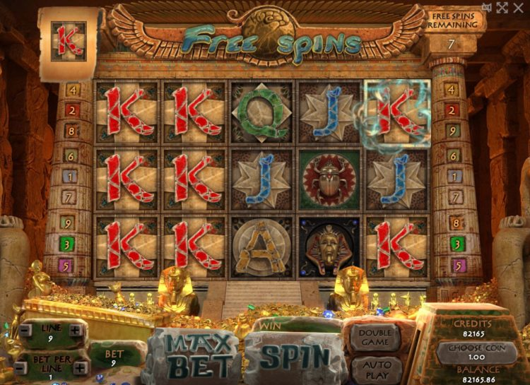 Legends of Ra Slot