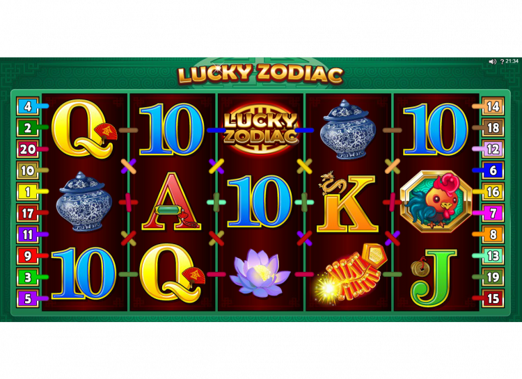 Lucky Zodiac Slot
