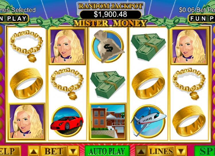 Mister Money Slot