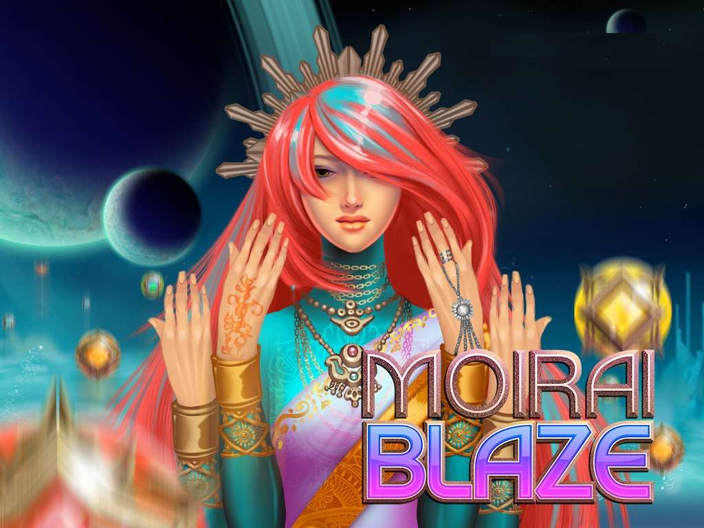 Moirai Blaze Slot Machine