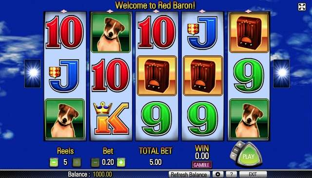 red-baron-slot-review
