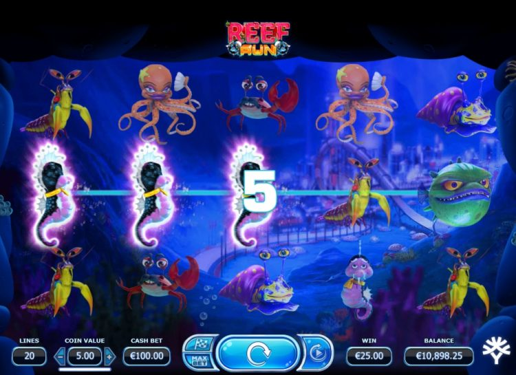 Reef Run Slot