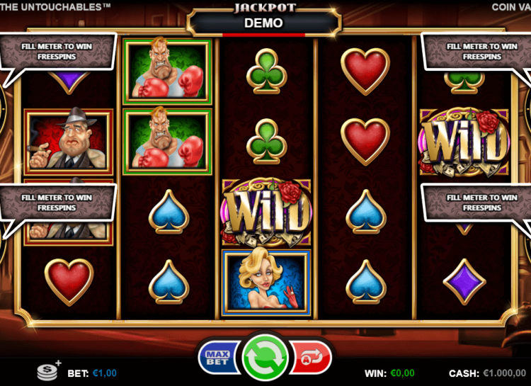 The Untouchables Slot