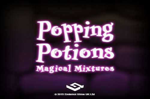 Popping Potions Magical Mixtures Slot